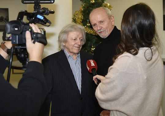 Pohádkový princ a Jan Neckář v rozhovoru pro Super.cz