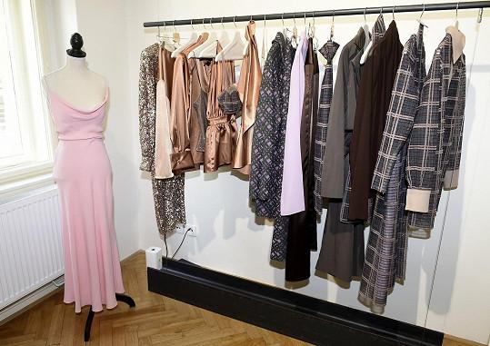 Do ready to wear linie nazývané Pop se dostaly i modely couture.