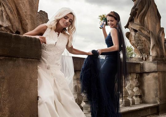 Obě jsou partonkami soutěže Souboj nevěst.