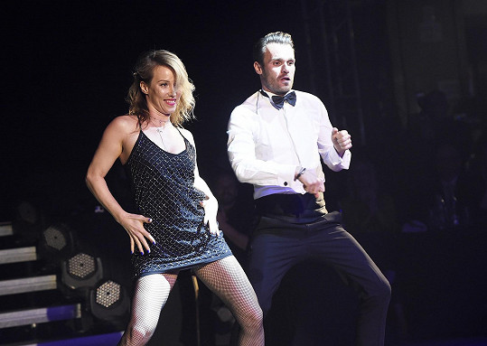 Leoš Mareš a Katarína Jakeš tančili pro charitu.