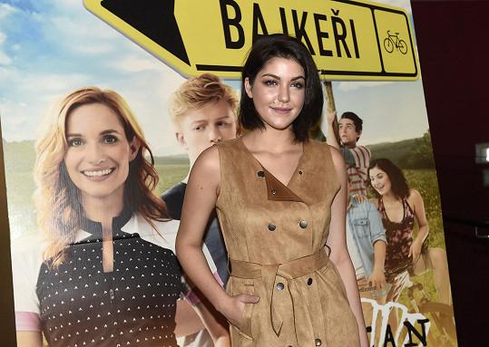 Celeste si zahrála ve filmu Bajkeři.
