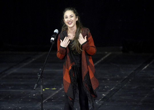 Natálie by ráda ve Fantomovi opery ztvárnila roli baletky Meg.