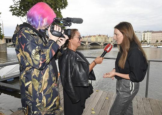 Bývalá Miss při rozhovoru se Super.cz