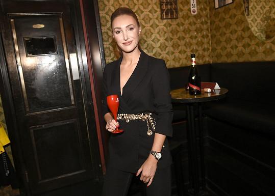 Ředitelka Miss Czech Republic Taťána Makarenko