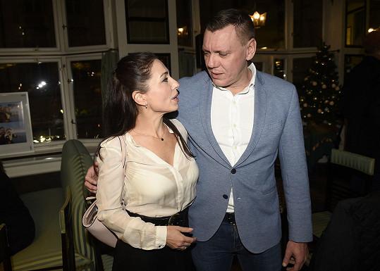 Michaela Kuklová je na 14 dní doma bez přítele.