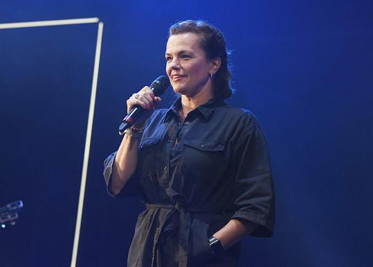 Vystupovala Marta Jandová.
