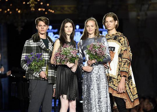 Vítězové sedmadvacátého ročníku Schwarzkopf Elite Model Look