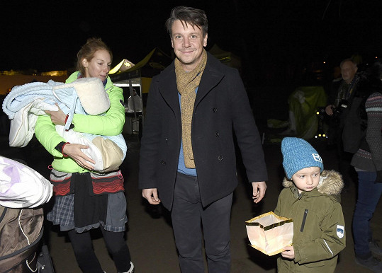 Pepina Nesvadbová rozšířila rodinku. Má syna Kristiana.