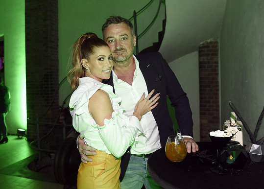 S manželem Reném