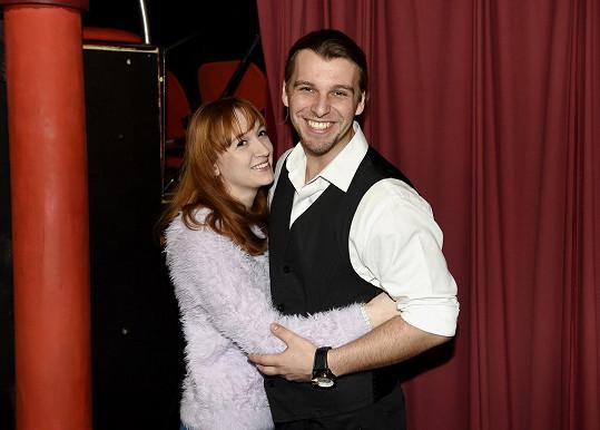Michal požádal Denise o ruku loni na podzim. Svatbu tak budou mít do roka a do dne.