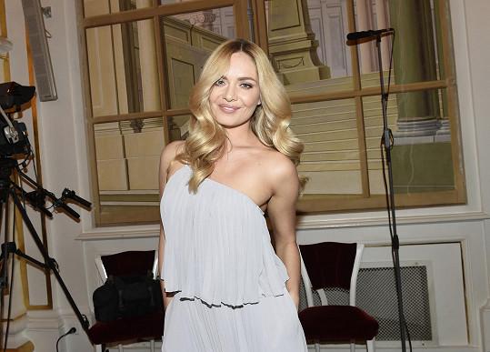 Šonková je stejný typ jako Táňa Kuchařová.