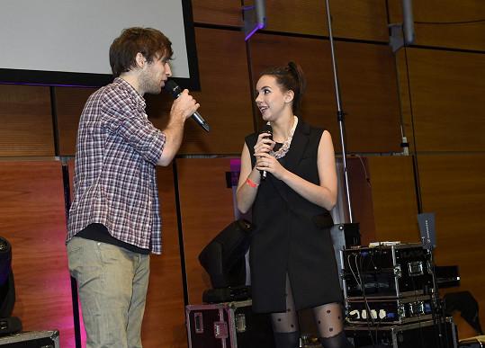 Roman požádal Míšu o ruku v září během muzikálu Osmý světadíl.