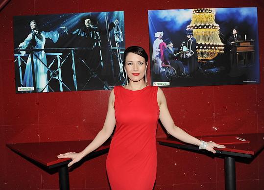 Tereza Kostková patří mezi naše nejvíce sexy herečky.