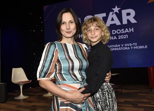 Zuzanka má talent po mamince a čeká ji první natáčení.