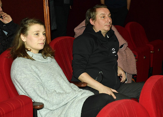 Představitel strážmistra Topinky si seriál užíval.