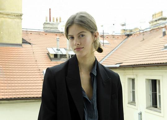 Bára Podzimková se těší na nové příležitosti.