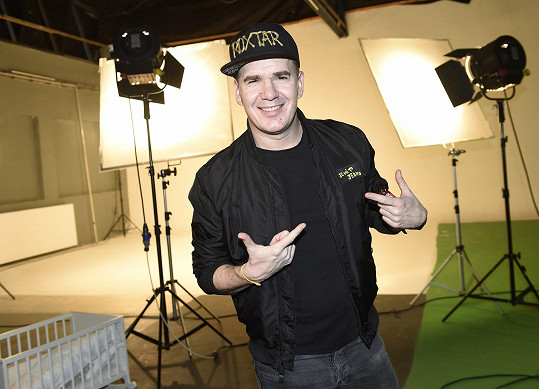Dominik Turza alias DJ Roxtar už je rok čistý. Léčil se ze závislosti na kokainu a alkoholu.