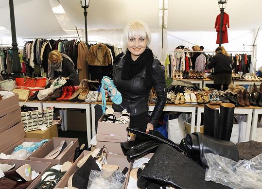 Bazaar Charity se letos podruhé odehraje na Žofíně. Začátek je v pondělí 13. listopadu v 16 hodin.