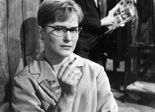 Ve filmu hrála i herečka Marcela Martínková.