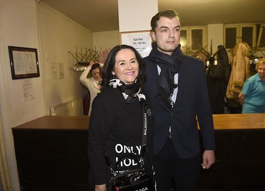 Hana Gregorová s partnerem Ondřejem Koptíkem neměli v plánu žádnou zahraniční cestu.