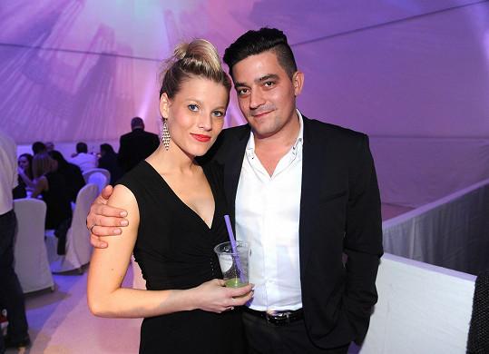 Michaela s přítelem Sašou Kopkou svatbu pořád odkládají.