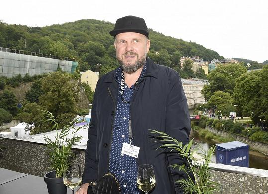 David Ondříček se dočkal premiéry svého filmu Zátopek.