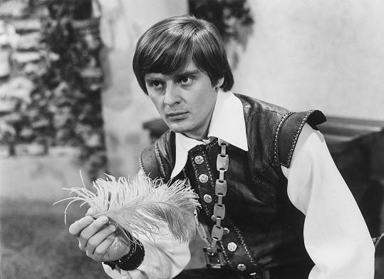 Byl to velmi charismatický a talentovaný herec.