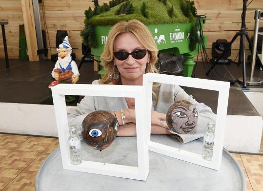 Se svým uměleckým artefaktem pro Finlandia Kokos Bar