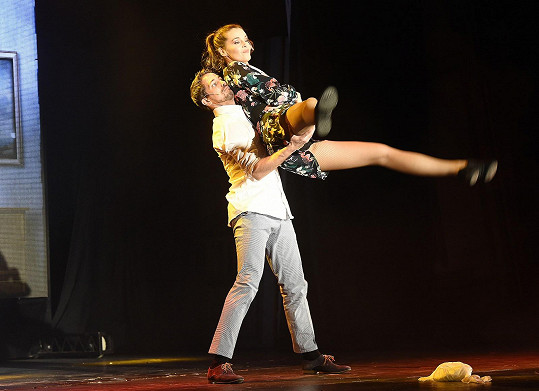 Tanec s agronomem v podání Roberta Urbana