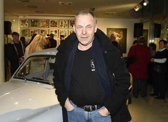 Podívat se přišel i režisér Václav Marhoul...