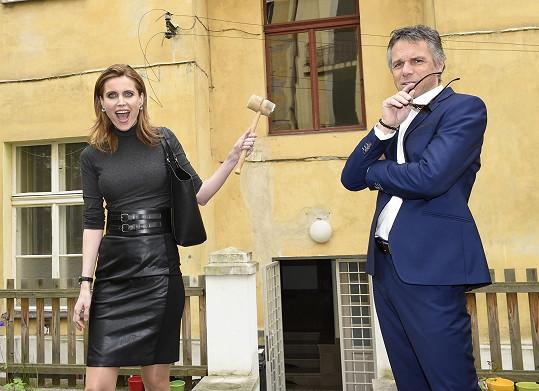 Šuvadová a Ledecký si v Benátkách budou hrát na pár.