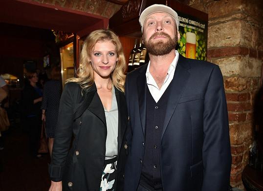 S manželem Milanem