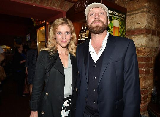 Ježková s manželem Milanem