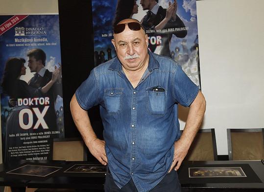 Andrej Hryc by radši zemřel, než aby dožíval jako slavný režisér.