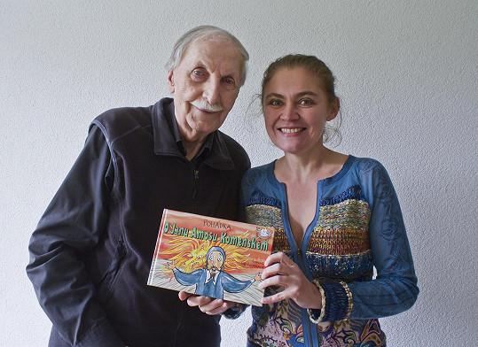 S Lucií Seifertovou