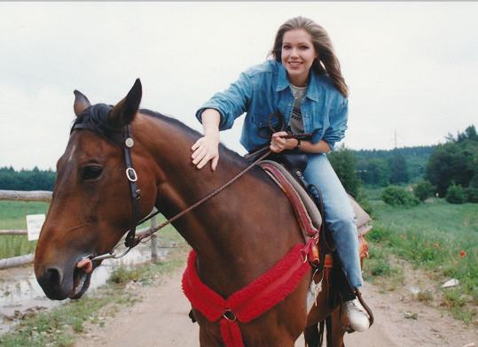 Eva v roce 1994