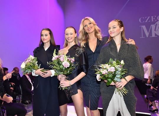 Simona Krainová vysvětlila, proč i v její soutěži působí tak mladé dívky.