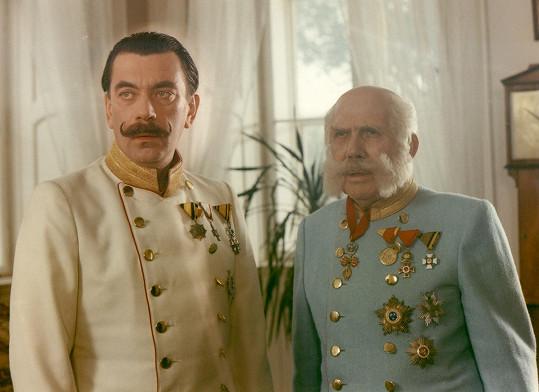 Petr Čepek a Jiří Kostka