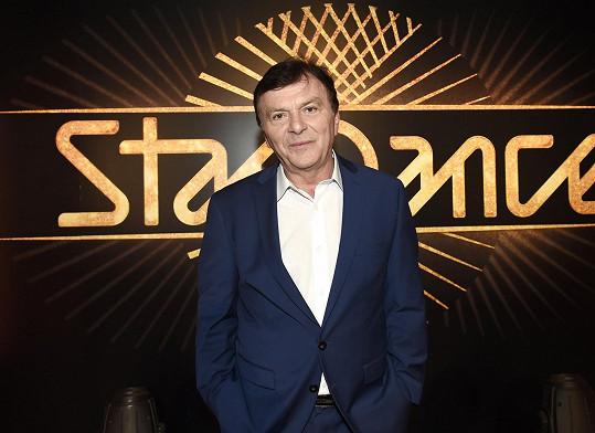 Pavel Trávníček bude jednou z hvězd letošního StarDance.
