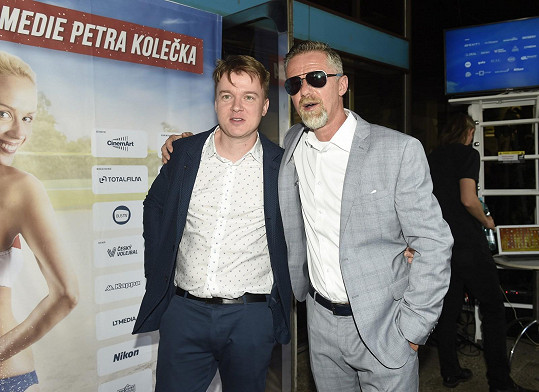 Spolupráci s Petrem Kolečkem si nemohl vynachválit.