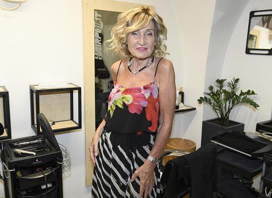 Zuzana Bubílková je hrdou babičkou.