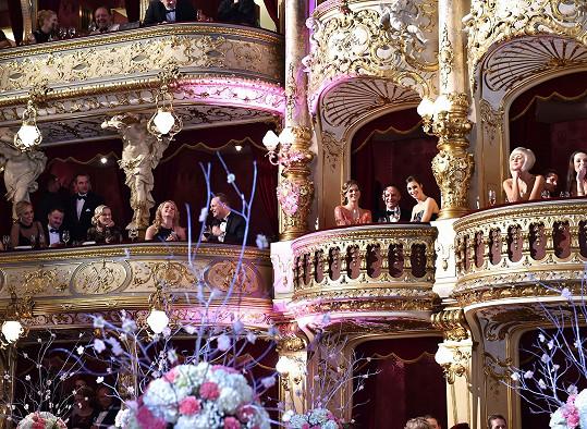 Exředitelka Czechoslovak Models se na Ples v Opeře vždycky velmi těší.