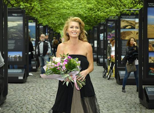 Olga Menzelová zvažuje prodej domu, který pořídila pro manžela Jiřího.