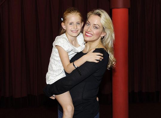 Emily s maminkou Terezou Mátlovou