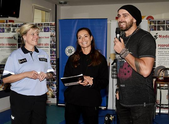 I kvůli nim zaštítila projekt Chraň svůj svět Policie České republiky.