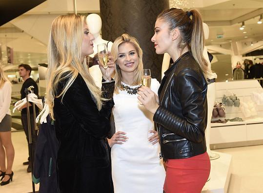 Vítězky posledního ročníku České Miss
