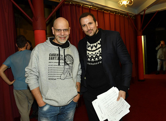 O roli se ucházeli i Martin Pošta a Radim Schwab.
