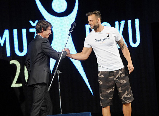Jakubovi fandil jeho jmenovec herec Martin Kraus.