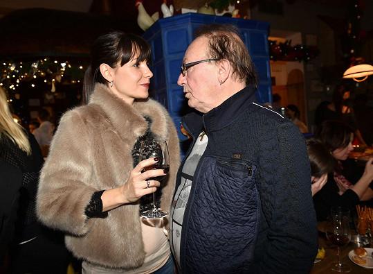 Alice s manželem Petrem