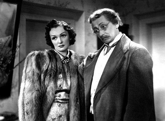 Světla Svozilová a Vlasta Burian v komedii Provdám svou ženu